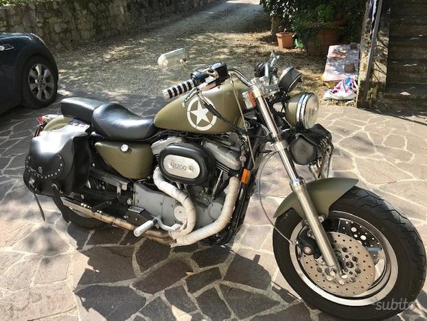 Harley-Davidson Sportster 1200 - 1999
