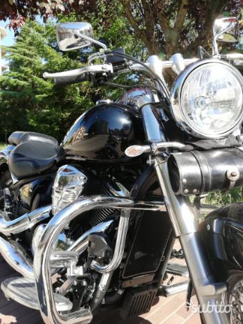 Kawasaki Vn900 come nuovo