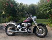 Harley-Davidson Softail Heritage Bobber - 1993
