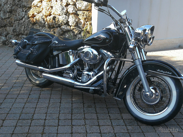 Harley-Davidson Softail Heritage - 2009