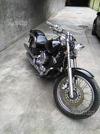 Yamaha XVS 650A Drag Star - 1999