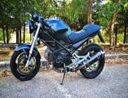Ducati Monster 620 dark i.e. - 2005