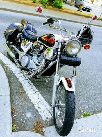 Kawasaki VN Vulcan 1500 permute
