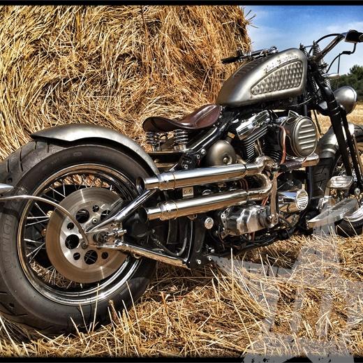 Softail 1340 '97 springer