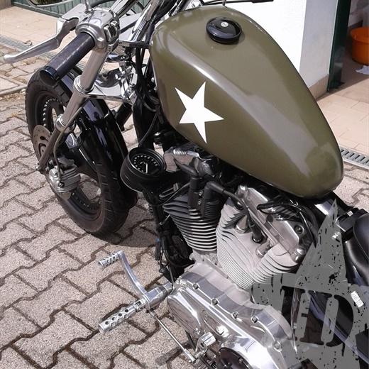 Harley Davidson 883 special 2007