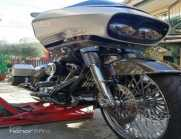 ROAD GLIDE SCREAMIN EAGLES 110""