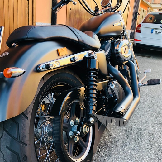 Harley Davidson Sportster Custom XL1200CB