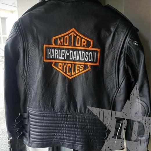 Giubbino/chiodo Harley Davidson taglia M vera...