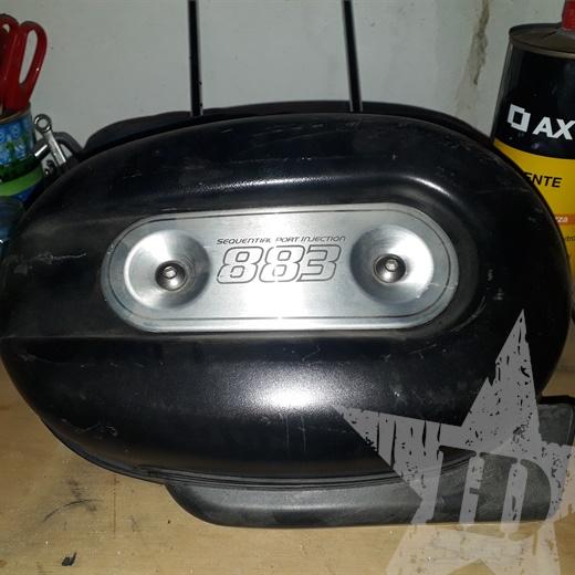 filtro aria nero originale sportster 883