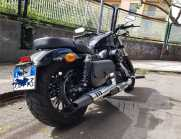 Harley Davidson 1200 Forty Eight anno 2016