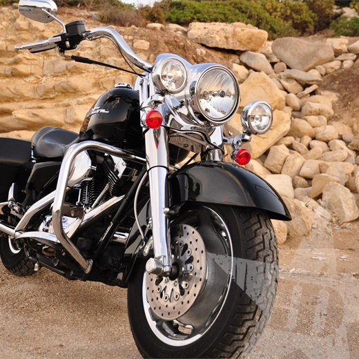 Road King Custom 2005