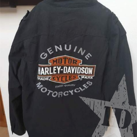 Giacca Harley Uomo 2 in 1