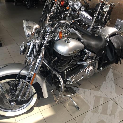 Harley Davidson Heritage Spinger Centenario