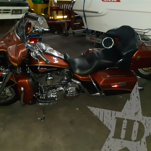 Harley Davidson 1800 Electra glide