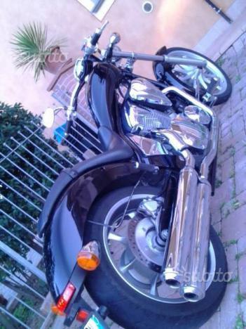 Honda fury vtx