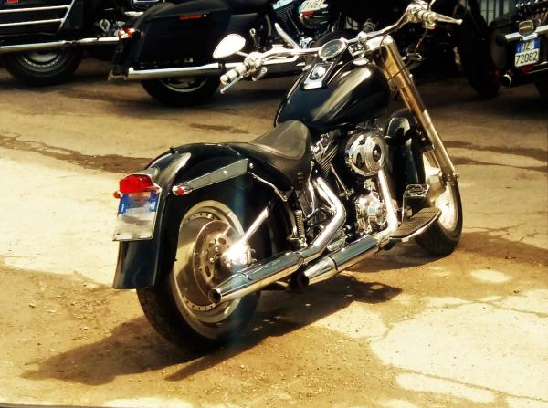 Softail 1450 a carburatore