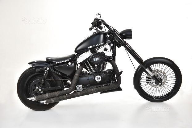 Harley-Davidson Sportster 883 - 2000