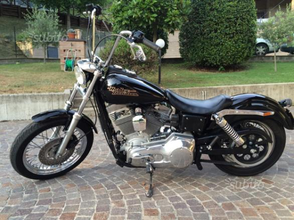 Harley dyna super glide 1450 carburatore