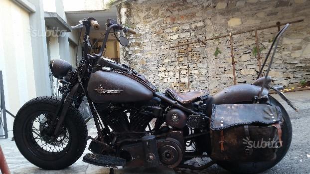 Harley-Davidson Softail Custom - 1994