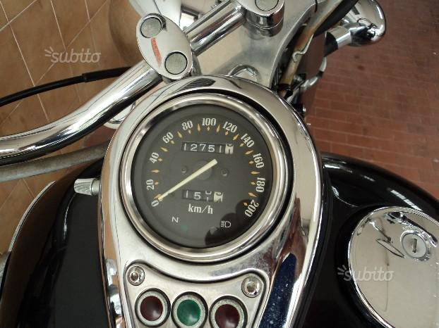 Kawasaki VN 800 - Classic