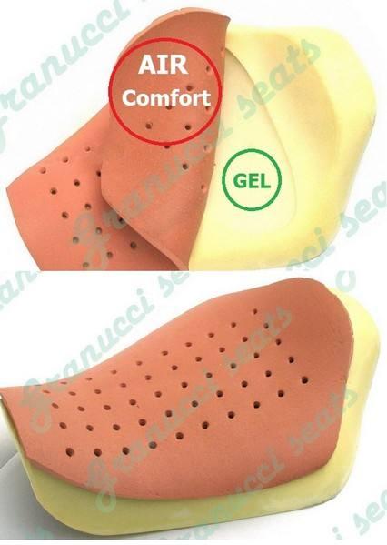 vendo sella Granucci  Soft SF1 - Doppio Comfort