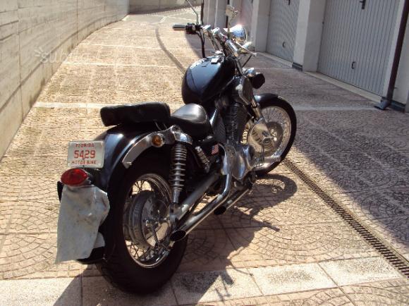Yamaha XV 535 Virago - 1994