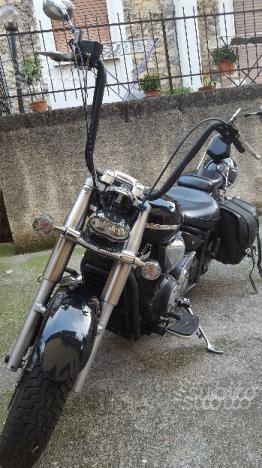 Yamaha XVS 1300A - 2008