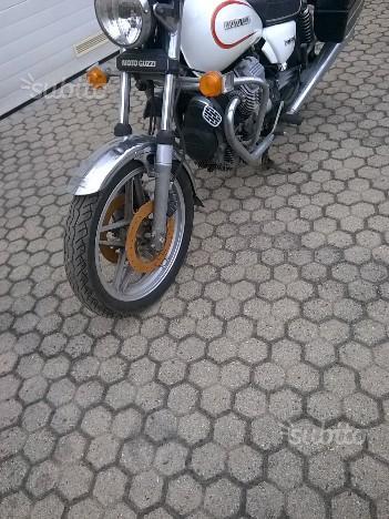 Moto Guzzi Altro modello - 1982