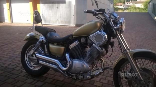 Yamaha XV 535 Virago - 1996