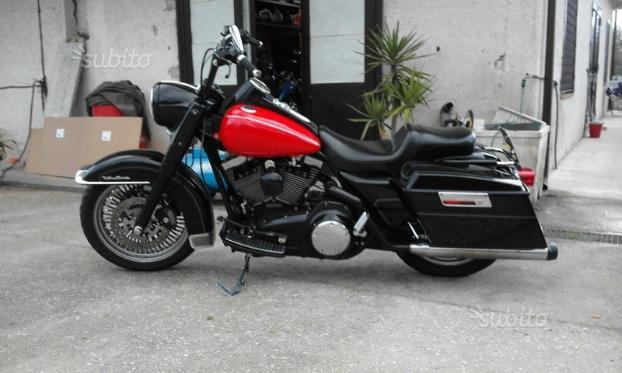 Harley-Davidson Road King C.V.O. - 2005