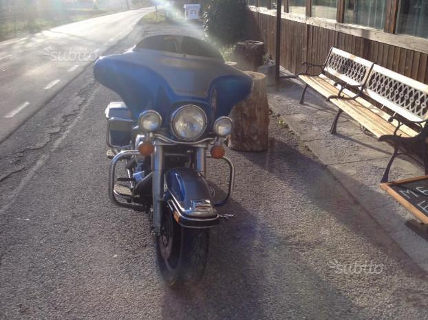 Harley-Davidson Touring Electra Glide - 1996