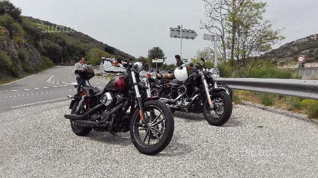 Harley-Davidson Dyna Street Bob - 2014