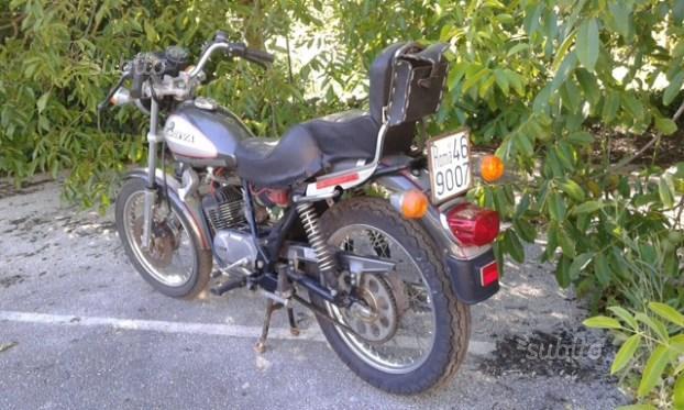 Cagiva Altro modello - 1985