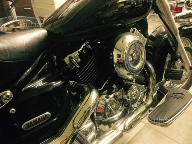 Yamaha XVS 650 Drag Star Classic