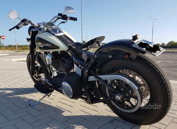 Harley davidson softail bobber 1450