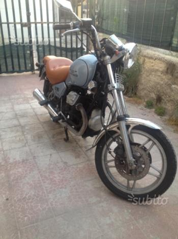 Moto Guzzi Nevada 350 - 1990