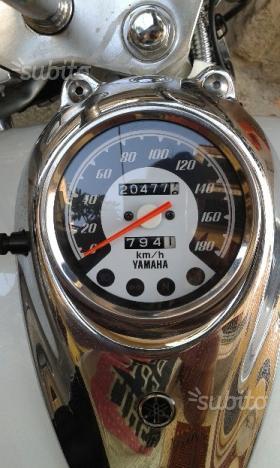 Yamaha XVS 650A Drag Star - 2001