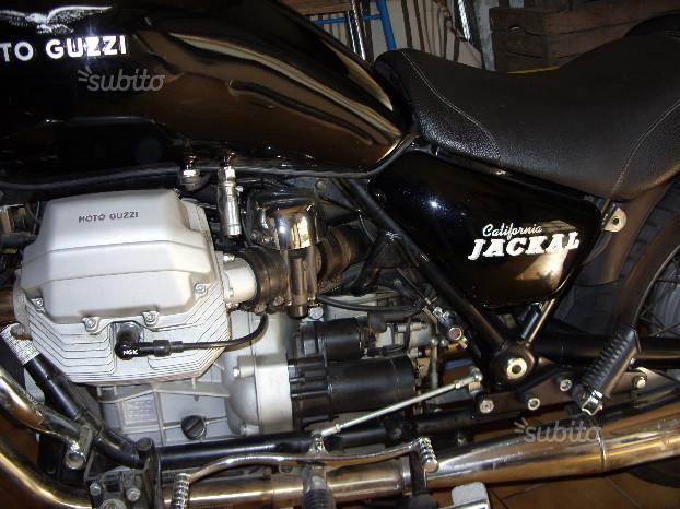 Moto Guzzi California mod. Jackal - 2009