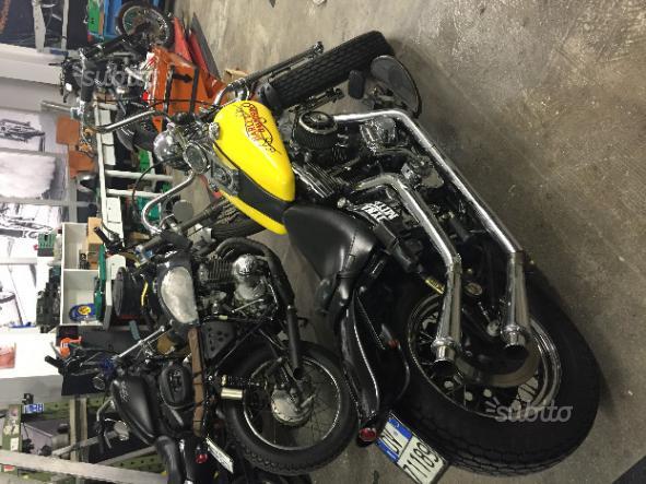Harley-Davidson Softail Springer - 1998 (95*simo)