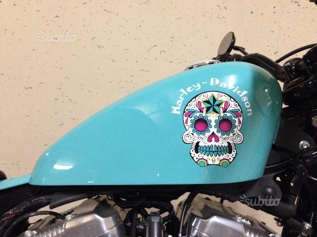 Harley-Davidson Sportster 1200 Forty Eight - 2014